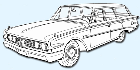 Station wagon coloring pages coloring pages for Station wagon coloring pages